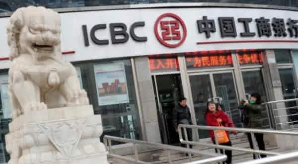 Banco Industrial e Comercial da China entre umas das empresas que mais geram postos de trabalho