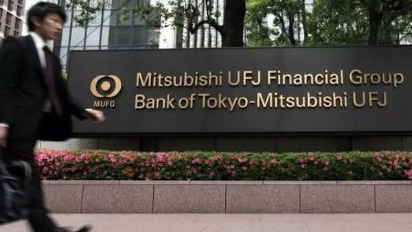Mitsubishi UFJ Financial Group entre os maiores bancos do mundo